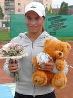 Путинцева и Нейматов – в третьем круге ITF Junior Open-2010